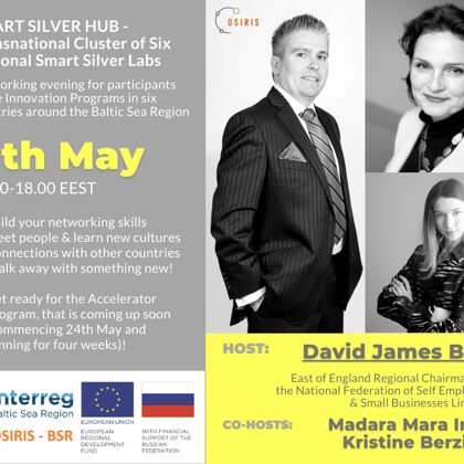 Smart Silver Hub Transnational Networking Event